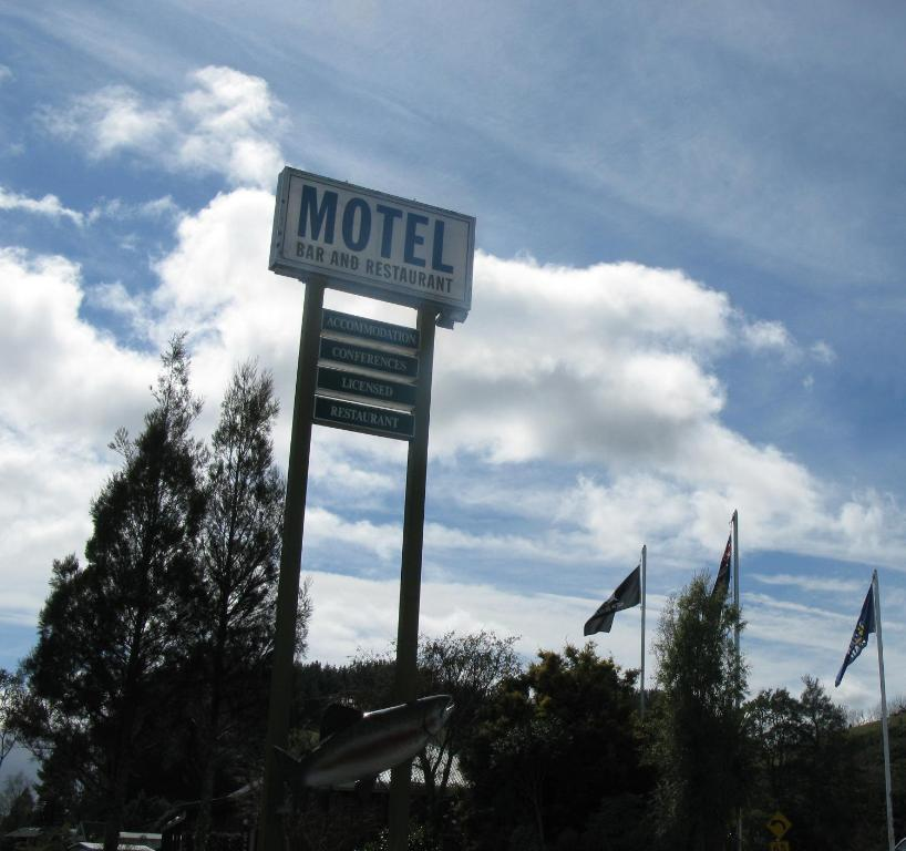 Turangi Bridge Motel