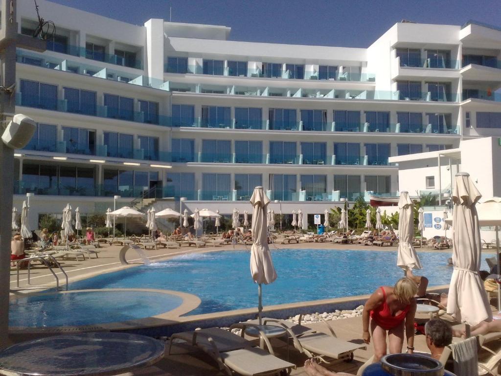 Piscina en o cerca de Vrissaki Beach Hotel