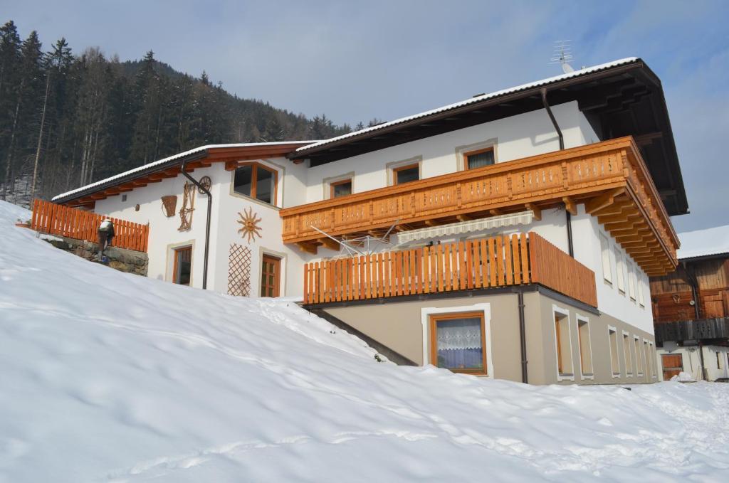 Stübilerhof im Winter