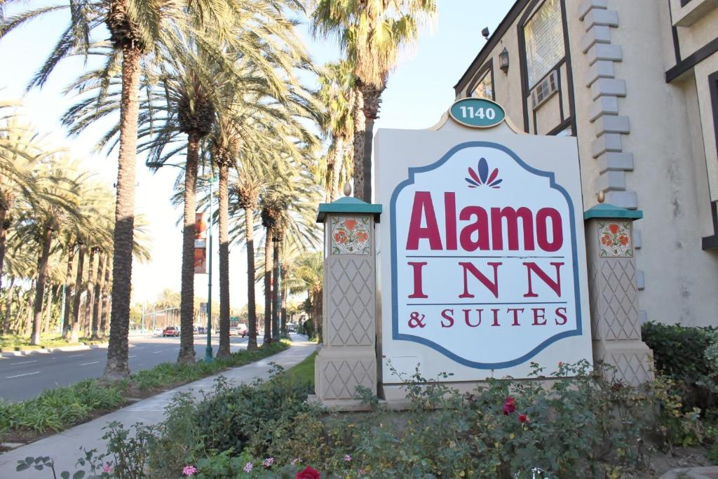 Naktsmītnes Alamo Inn and Suites - Convention Center logotips vai norāde
