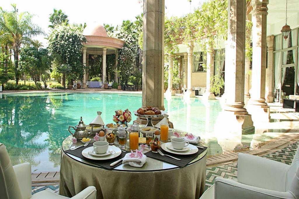 Hotel Le Palais Rhoul and Spa (Marruecos Marrakech ...