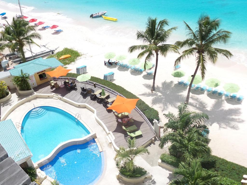 A view of the pool at Radisson Aquatica Resort Barbados or nearby