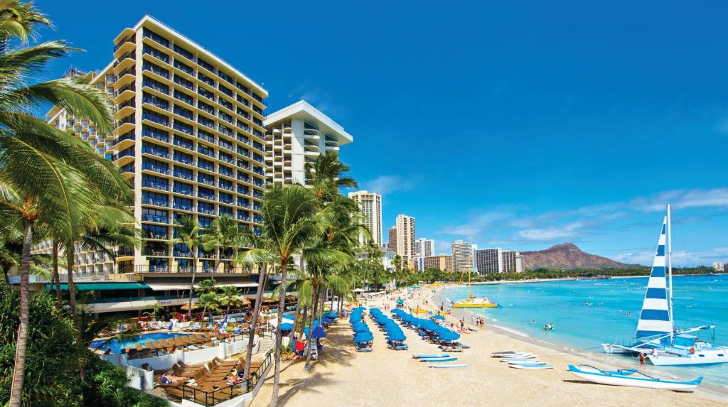 Resort Outrigger Waikiki Beach Honolulu Hi Booking Com