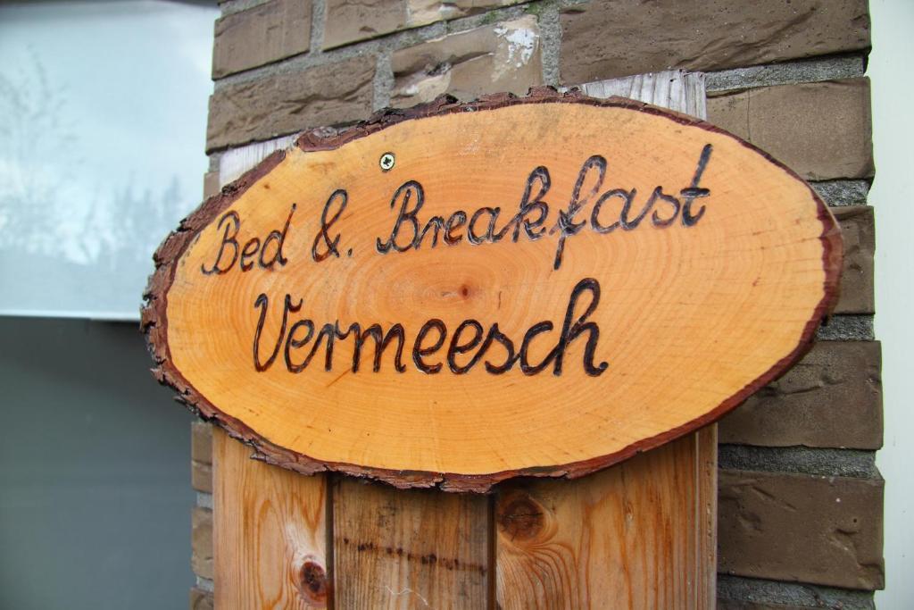Logo o sign para sa bed & breakfast