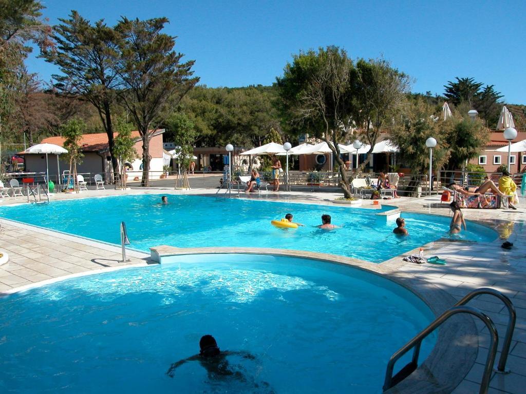 The swimming pool at or near Villaggio Miramare