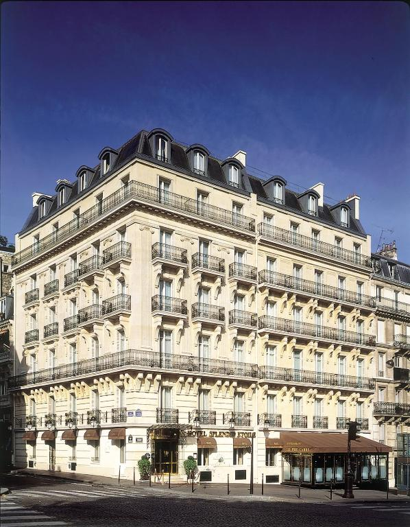 Hotel Splendid Etoile Paris France Bookingcom