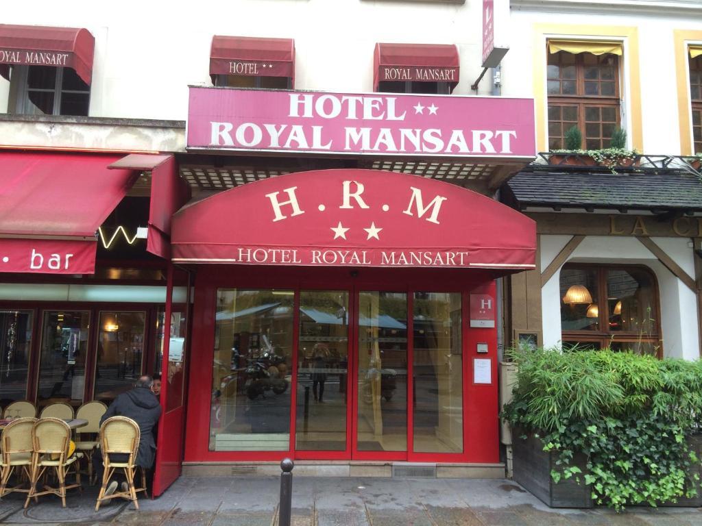 Hotel Royal Mansart Paris France Booking Com