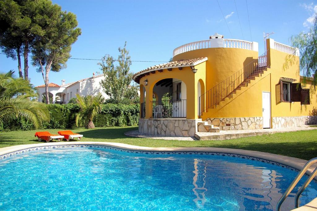 Villa Santa Lucia (Spanje Dénia) - Booking.com
