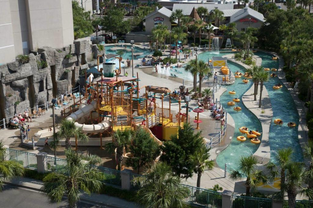 North Myrtle Beach Hotels >> North Shore Oceanfront Resort Hotel Myrtle Beach Sc