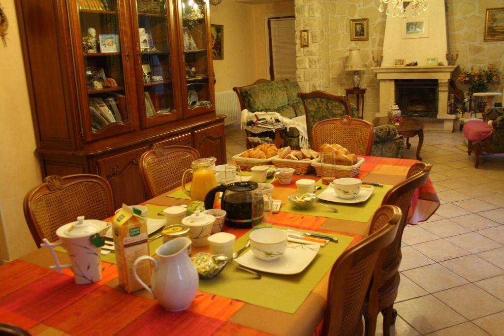 Chambre d'Hôtes Les Chênes