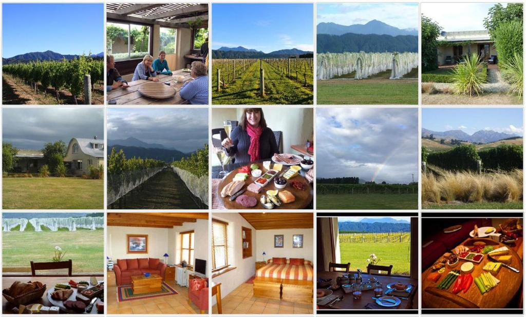 Straw Lodge Vineyard and Boutique Lodging