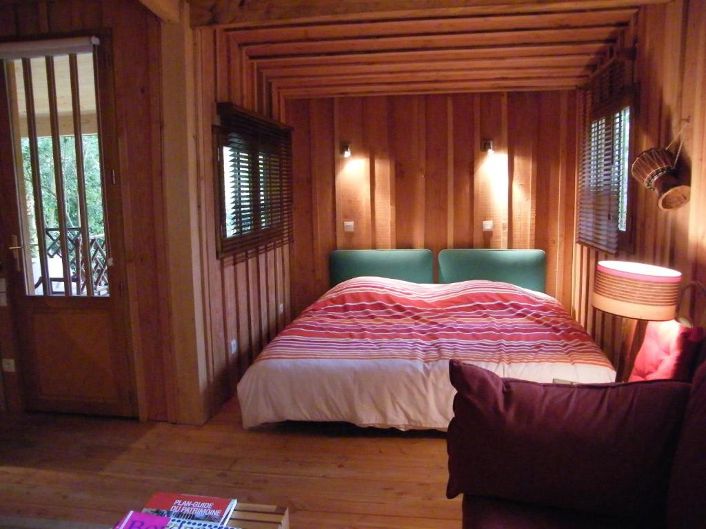 Un ou plusieurs lits dans un hébergement de l'établissement Particulier