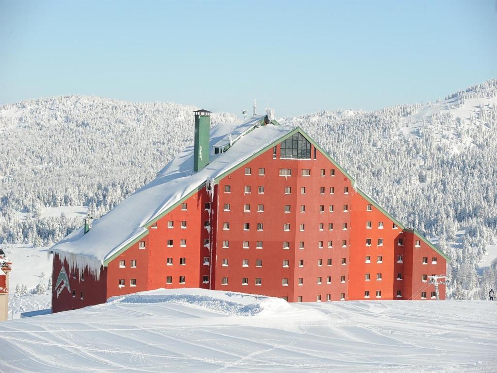 فندق كارينا أولوداغ خلال فصل الشتاء
