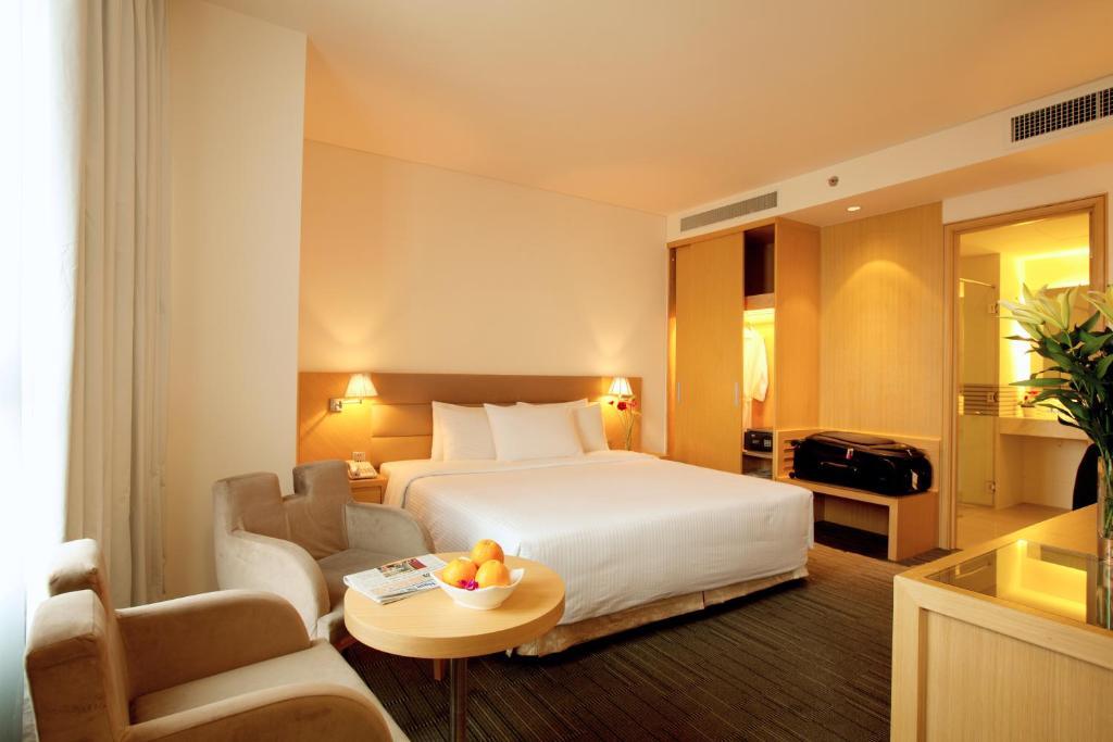 Liberty Central Saigon Centre Hotel