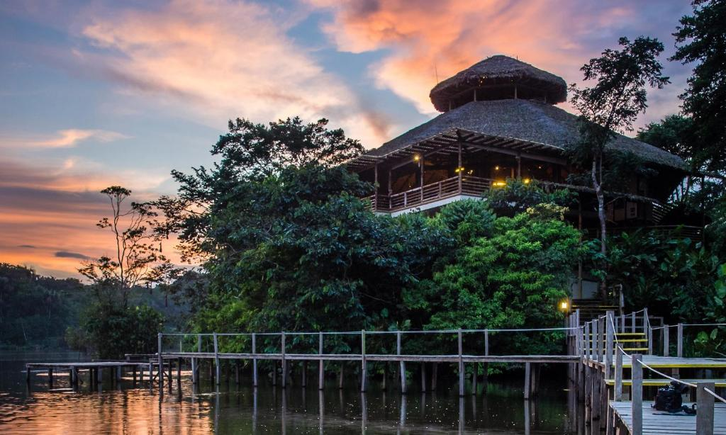 La Selva Amazon Ecolodge Providencia Ecuador Booking Com