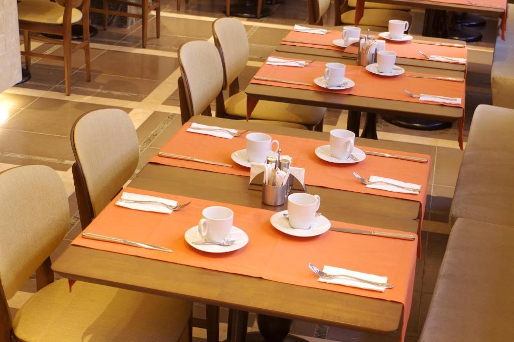 Ресторан / где поесть в Peyk Hotel