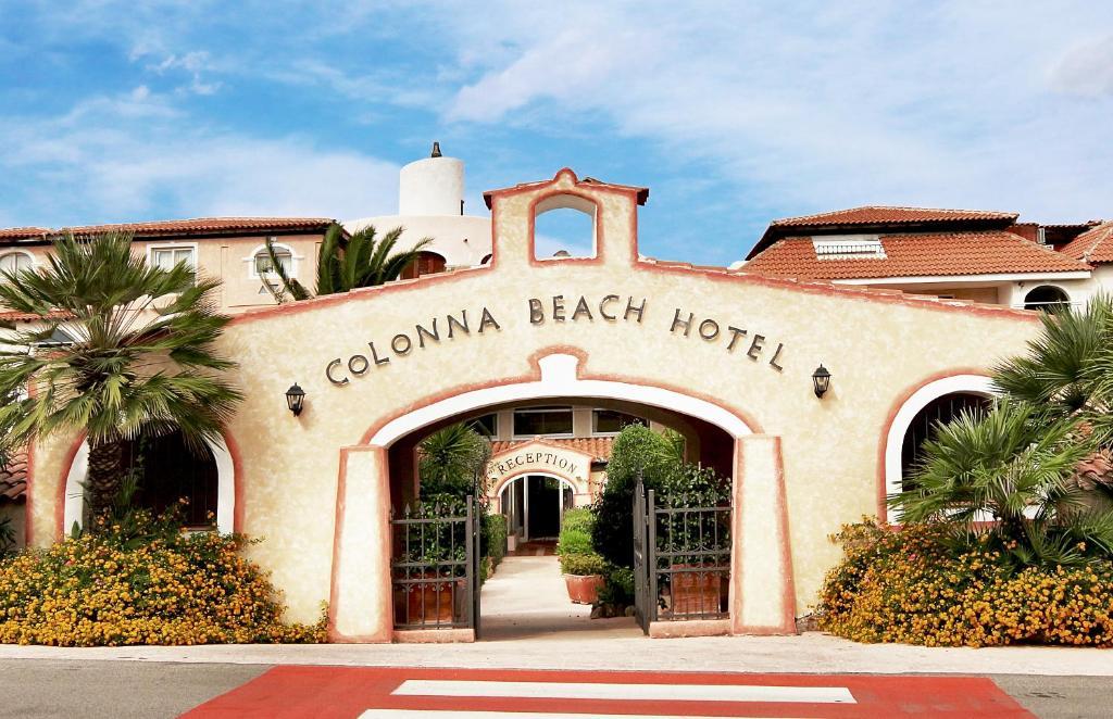 Cartina Sardegna Golfo Di Marinella.Colonna Beach Hotel Marinella Prezzi Aggiornati Per Il 2020