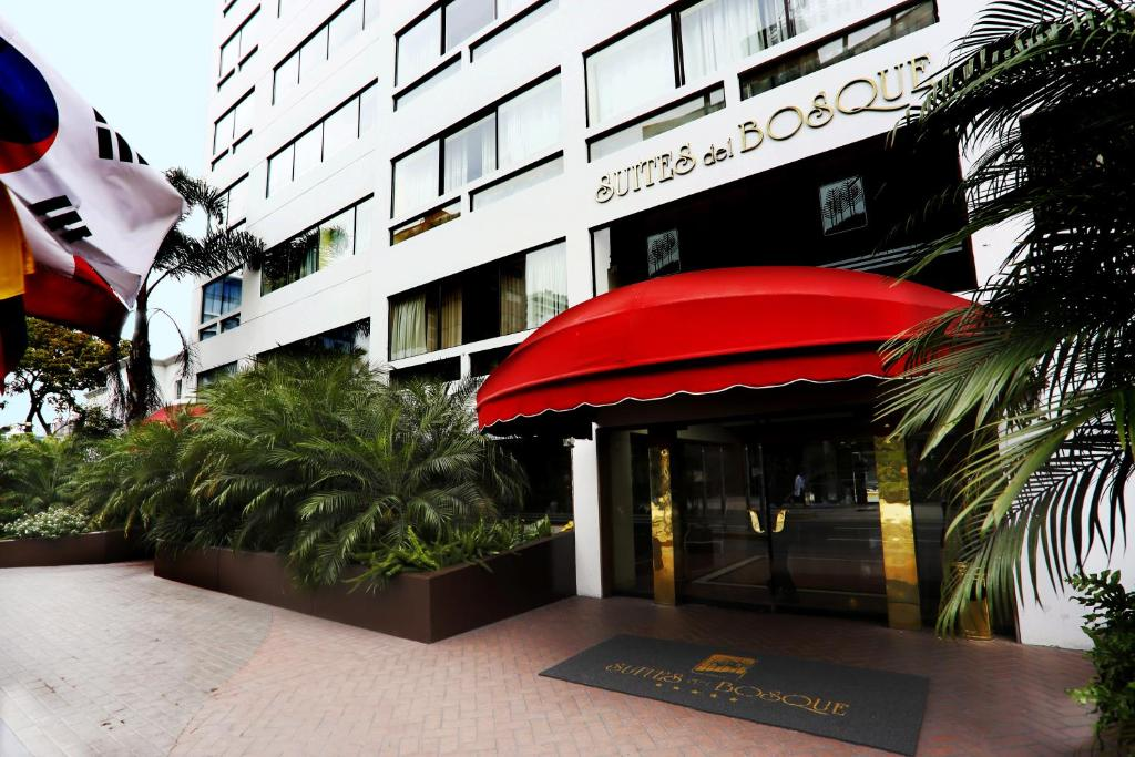 Suites del Bosque Hotel (Perú Lima) - Booking.com