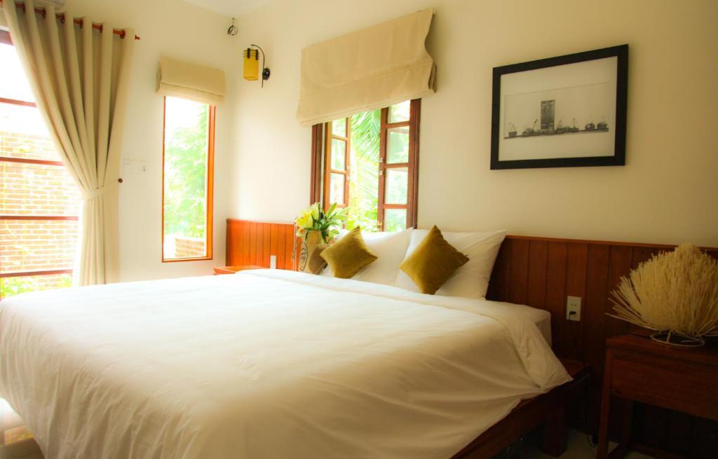Phòng Giường Đôi/2 Giường Đơn Nhìn Ra Vườn