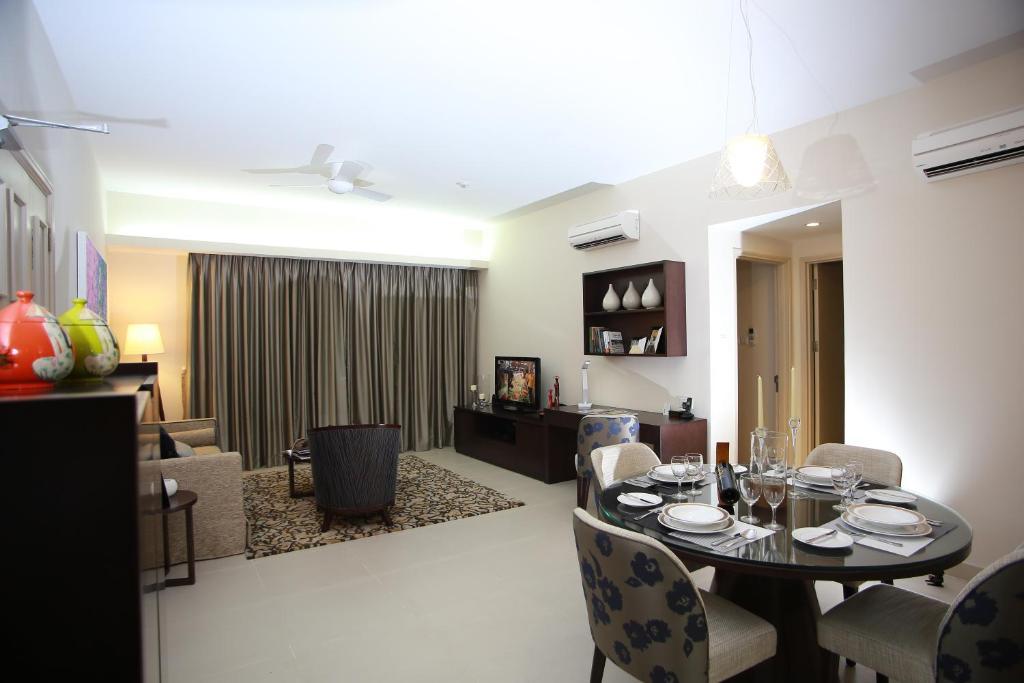 Khách Sạn Somerset Serviced Residences