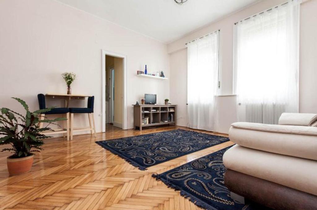 旅客之家公寓休息區