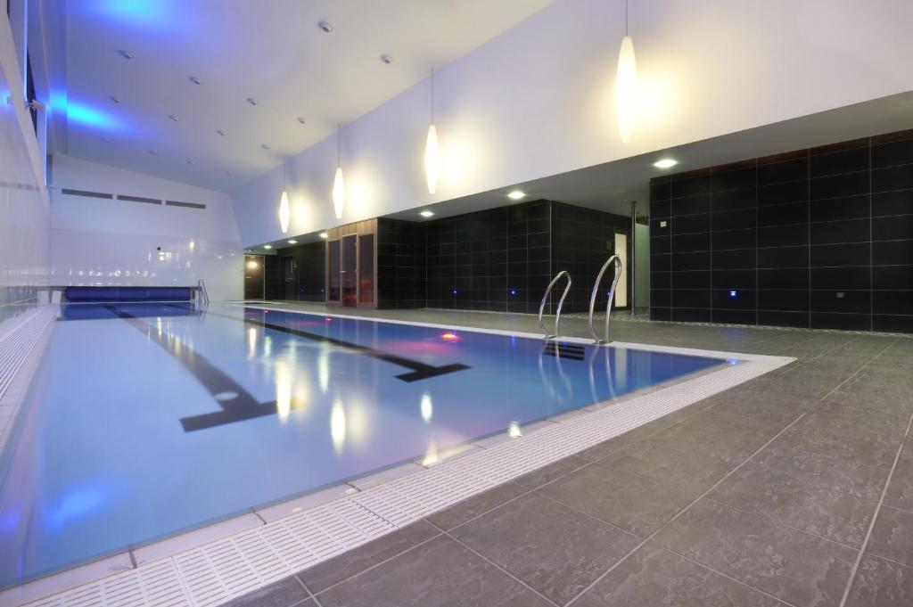 The swimming pool at or near Clayton Hotel Galway