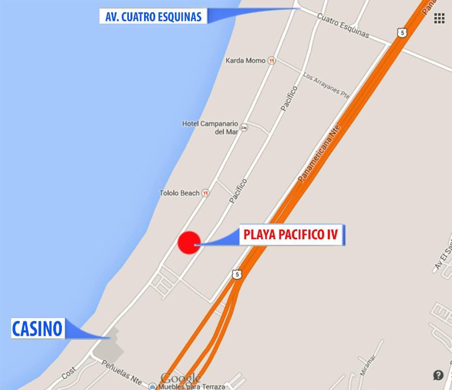 Apartment Playa Pacifico Iv La Serena Chile Booking Com