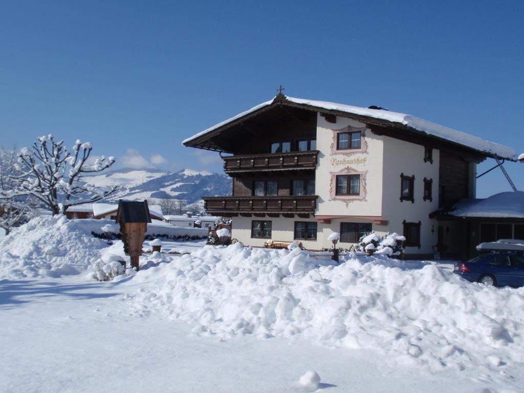 Apartment Neuhaushof im Winter
