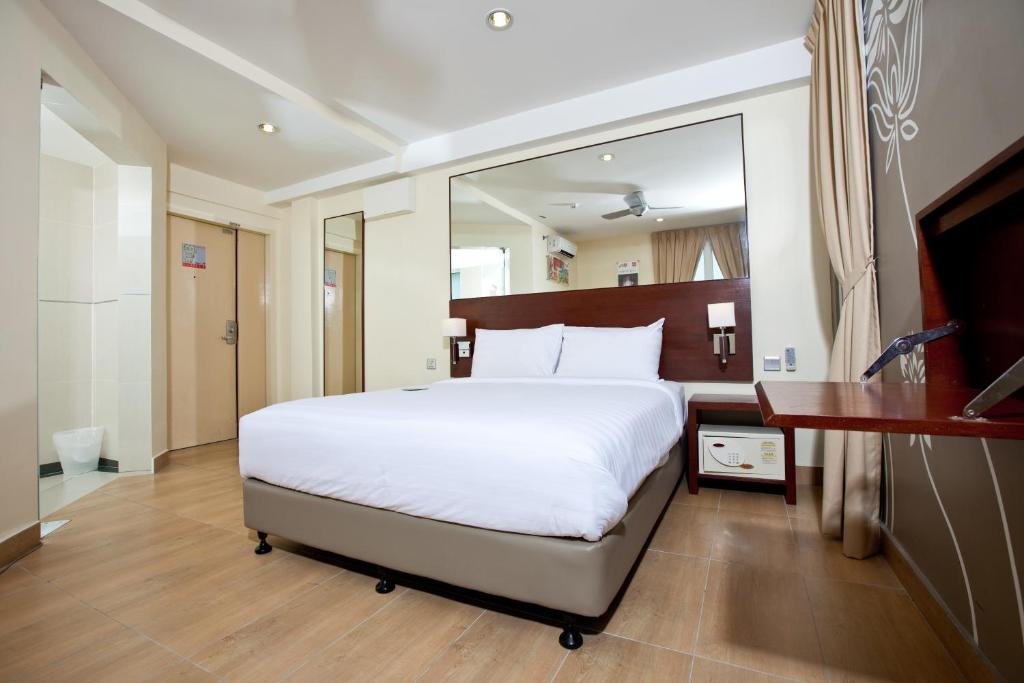 Galeri gambar di penginapan ini Hotel Paling Murah di Pulau Pinang-Harga Bawah RM100