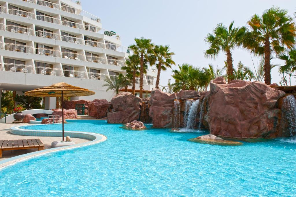 The swimming pool at or near Leonardo Plaza Hotel Eilat