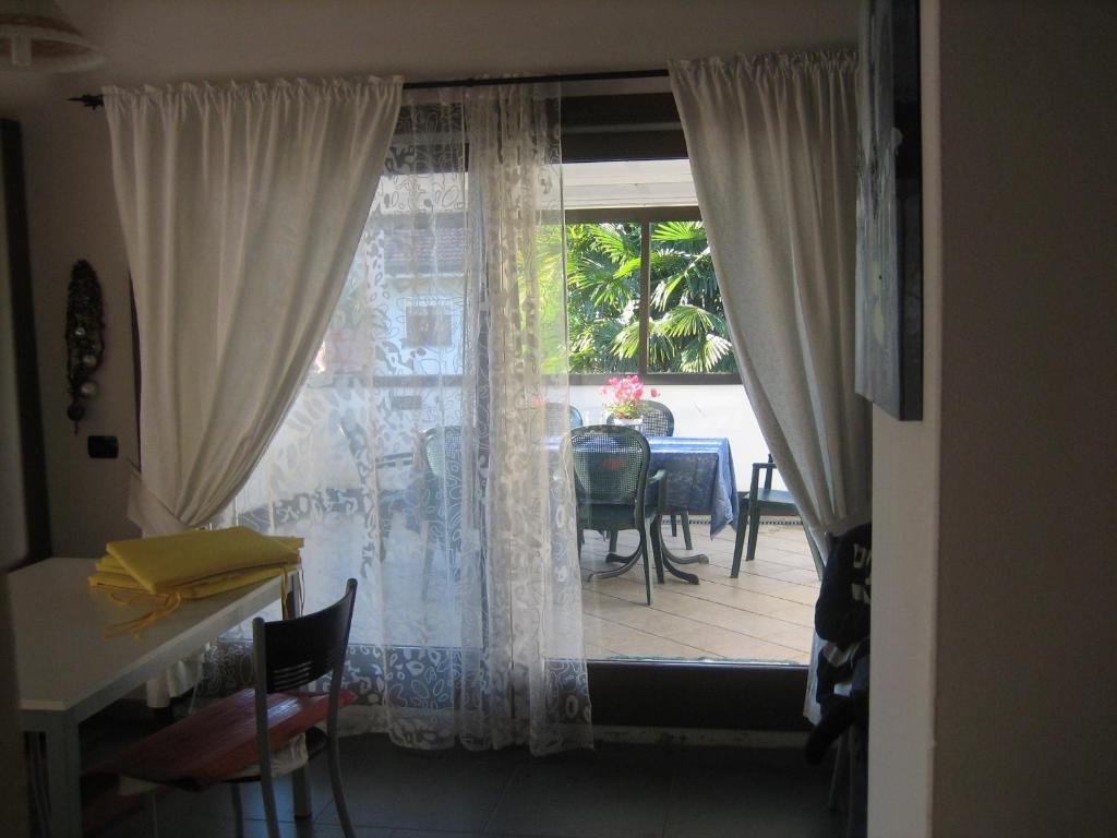 Restaurace v ubytování Villa Maria