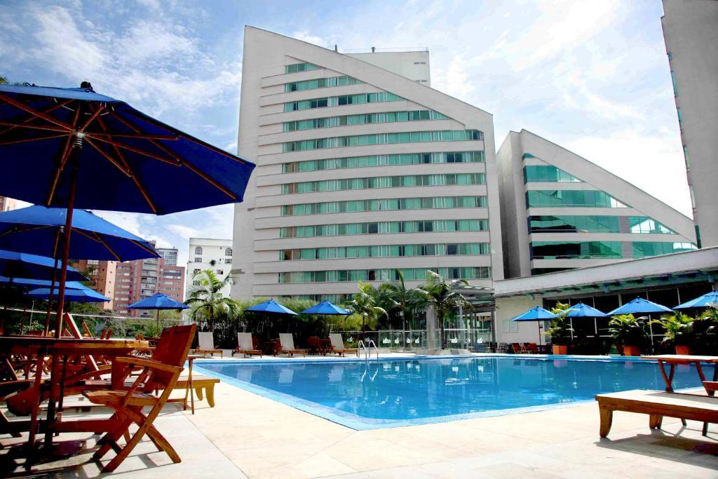 Hotel San Fernando Plaza (Colombia Medellín) - Booking.com