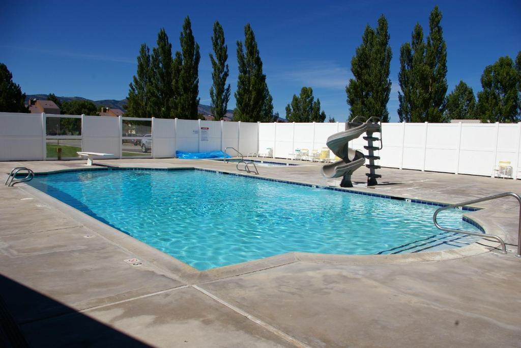 The swimming pool at or near Multi Resorts at Bear Lake