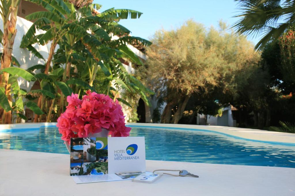 Piscina di Hotel Villa Mediterranea o nelle vicinanze