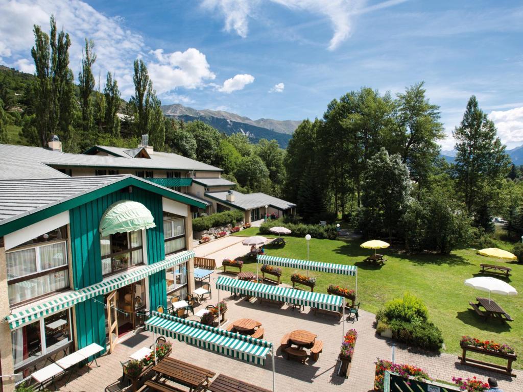 Club Vacances Bleues Les Alpes D Azur La Salle Les Alpes Tarifs