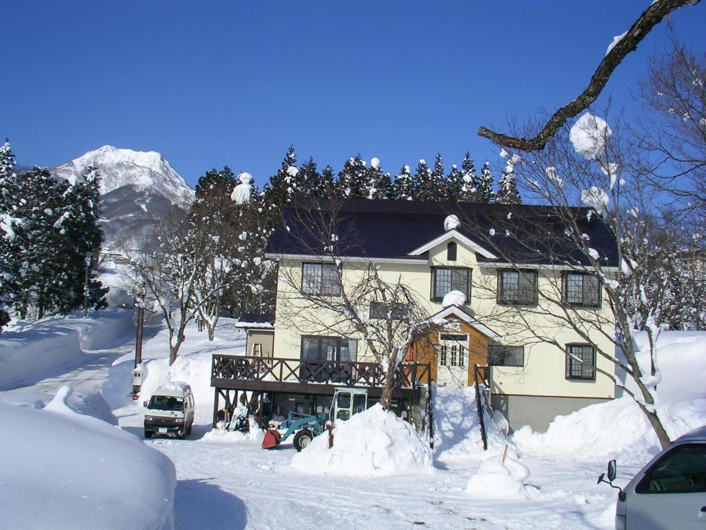 Resort Inn Daiju during the winter