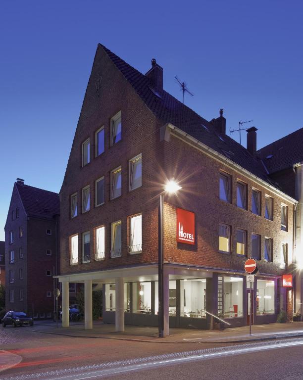 Hotel An Der Marienkirche Lubeck Germany Booking Com