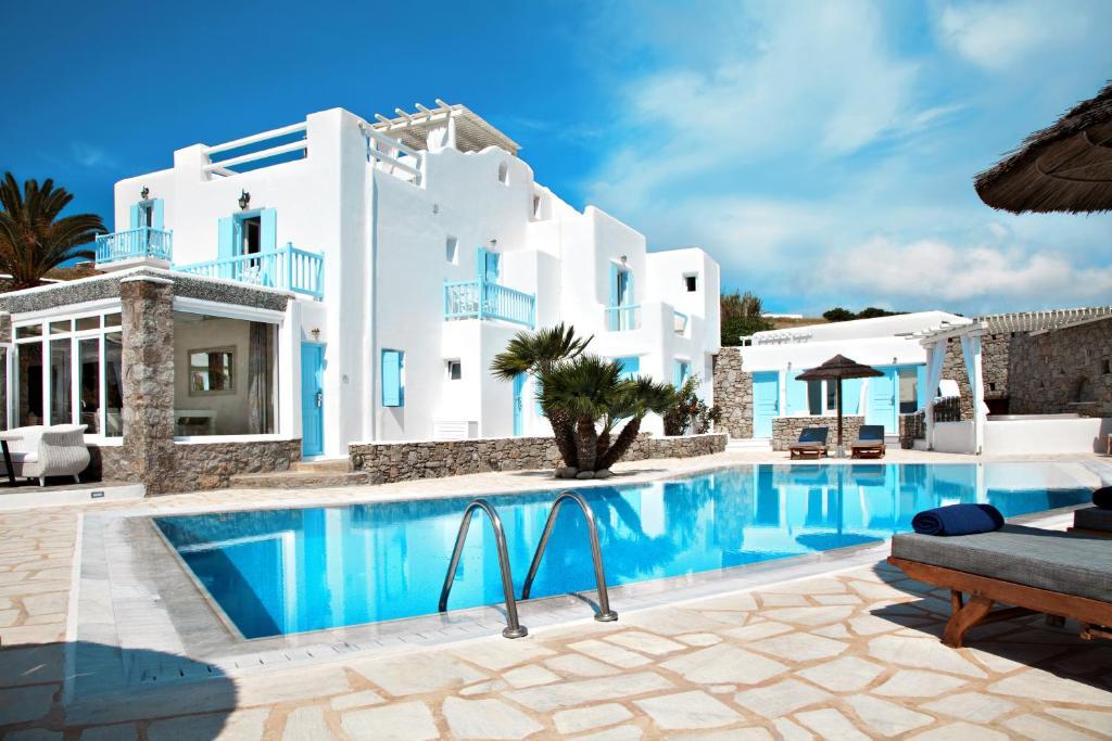 Paradise View Hotel Beach