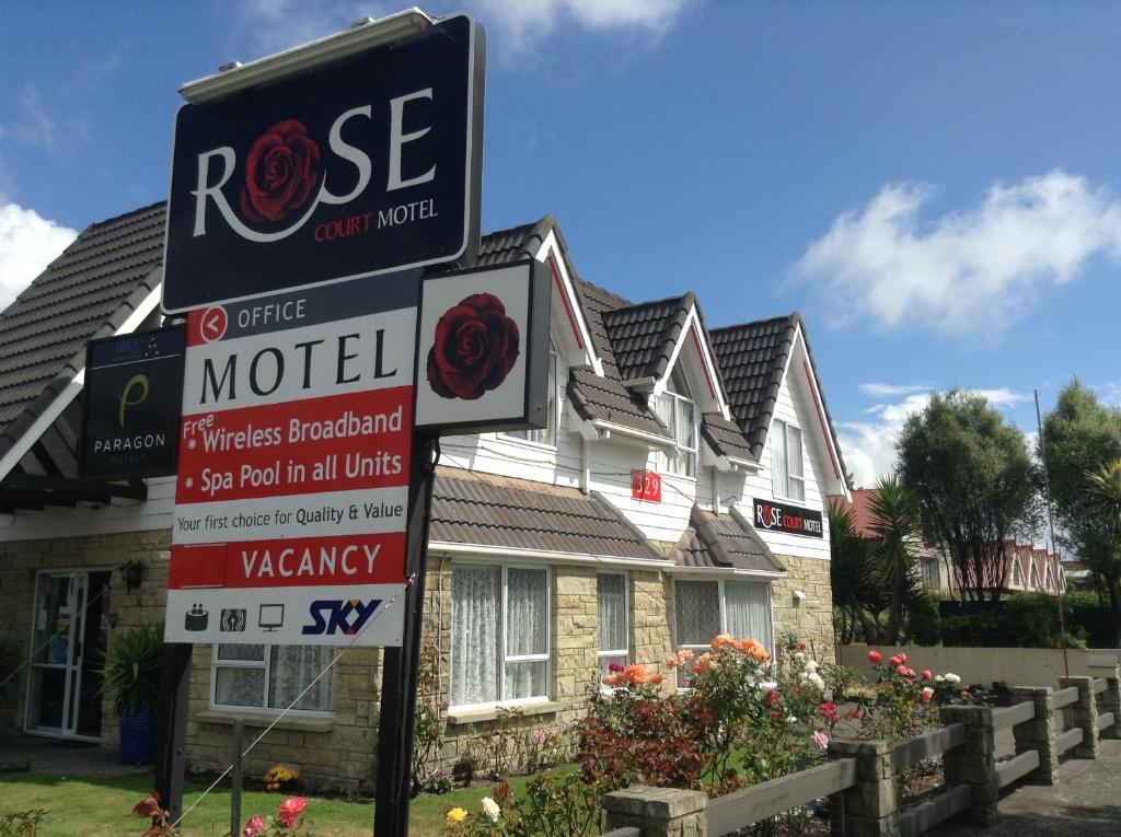 Rose Court Motel