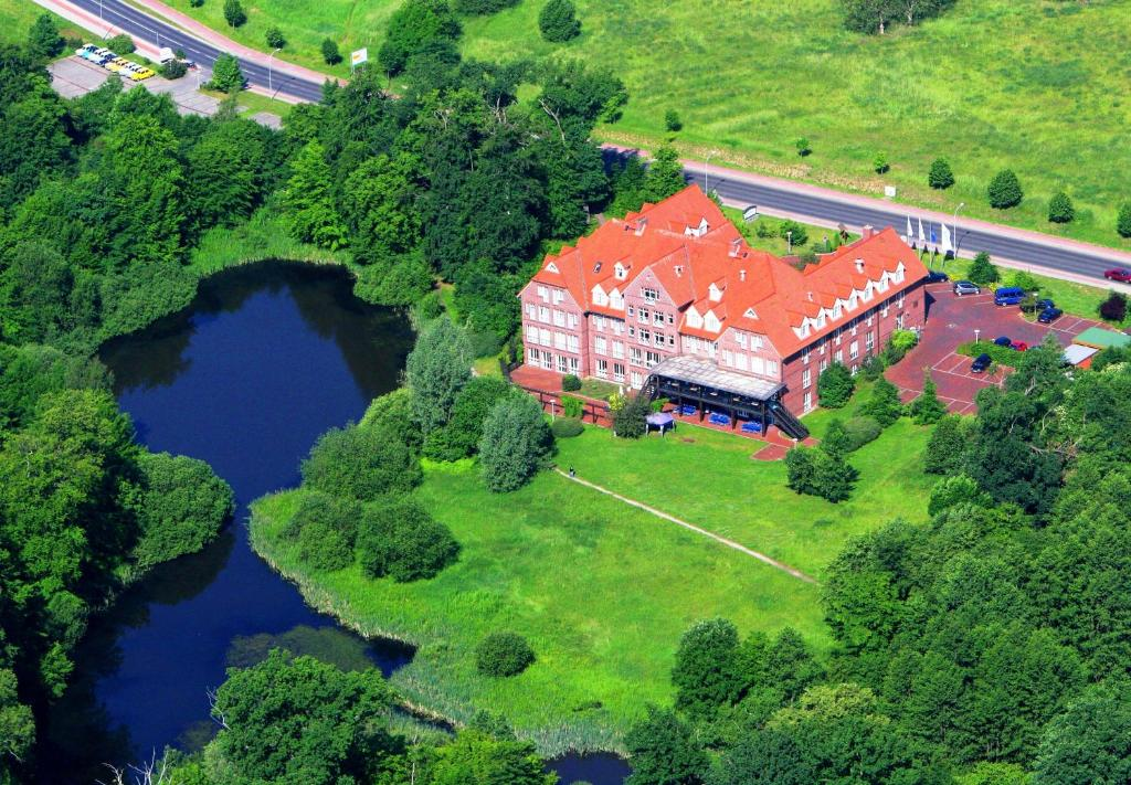 A bird's-eye view of The Royal Inn Park Hotel Fasanerie