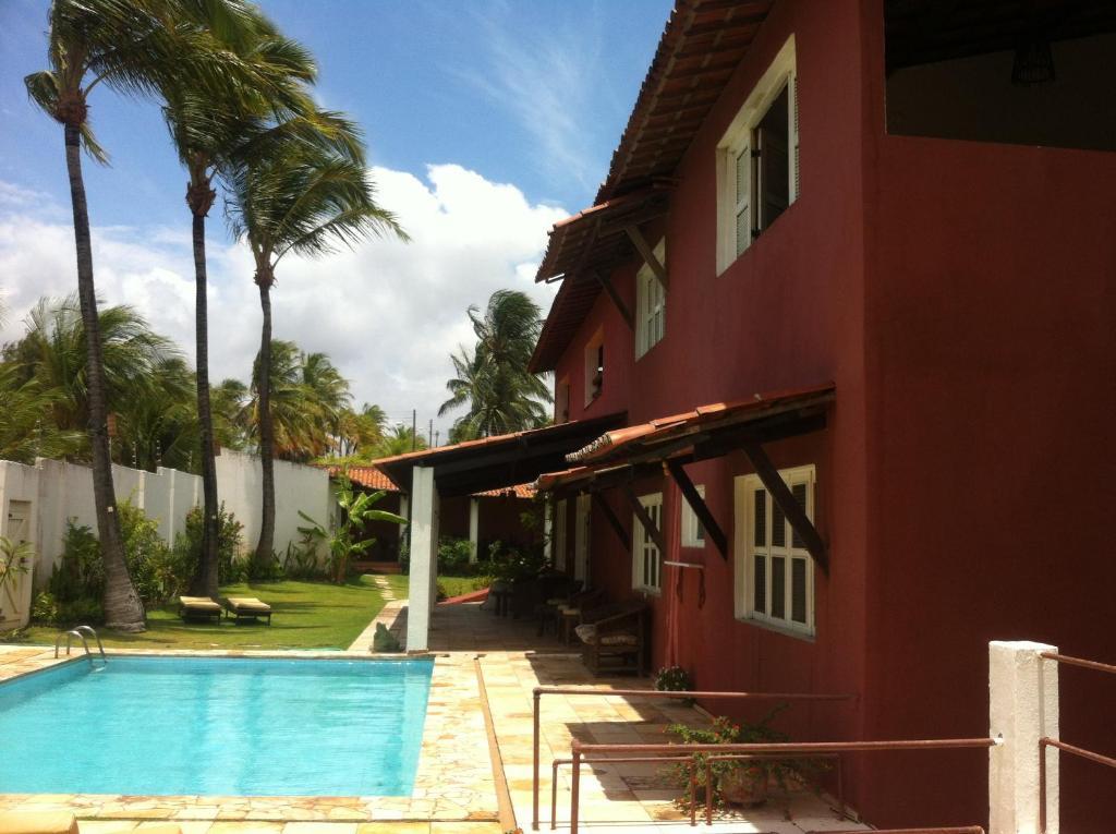 The swimming pool at or close to Casa Cohiba