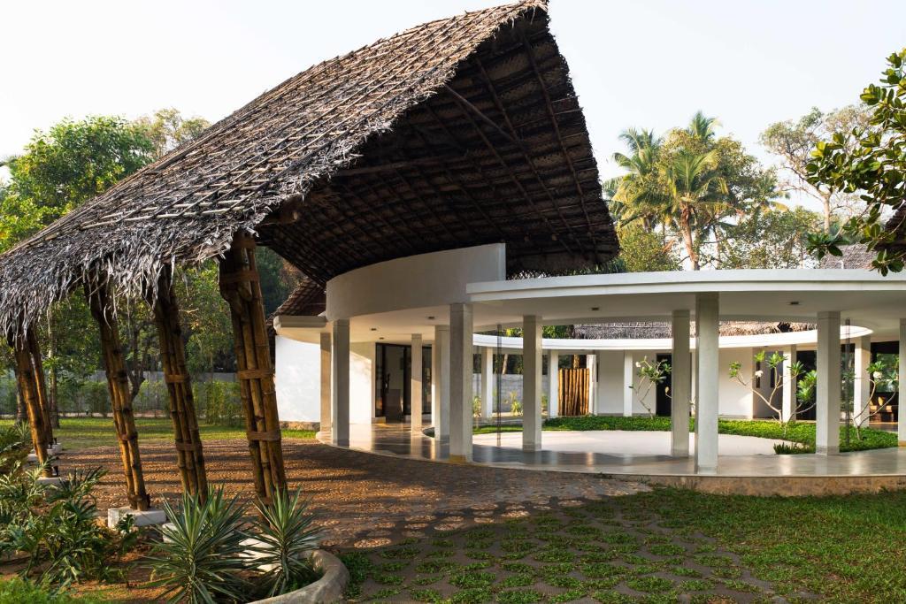 The resort of Xandari pearl