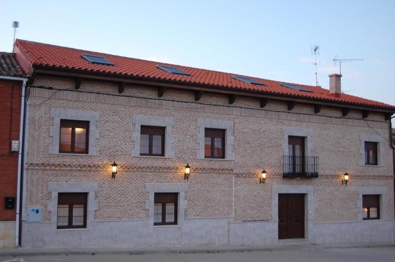 Hotel La Casona de Doña Petra, Villarmentero de Campos ...