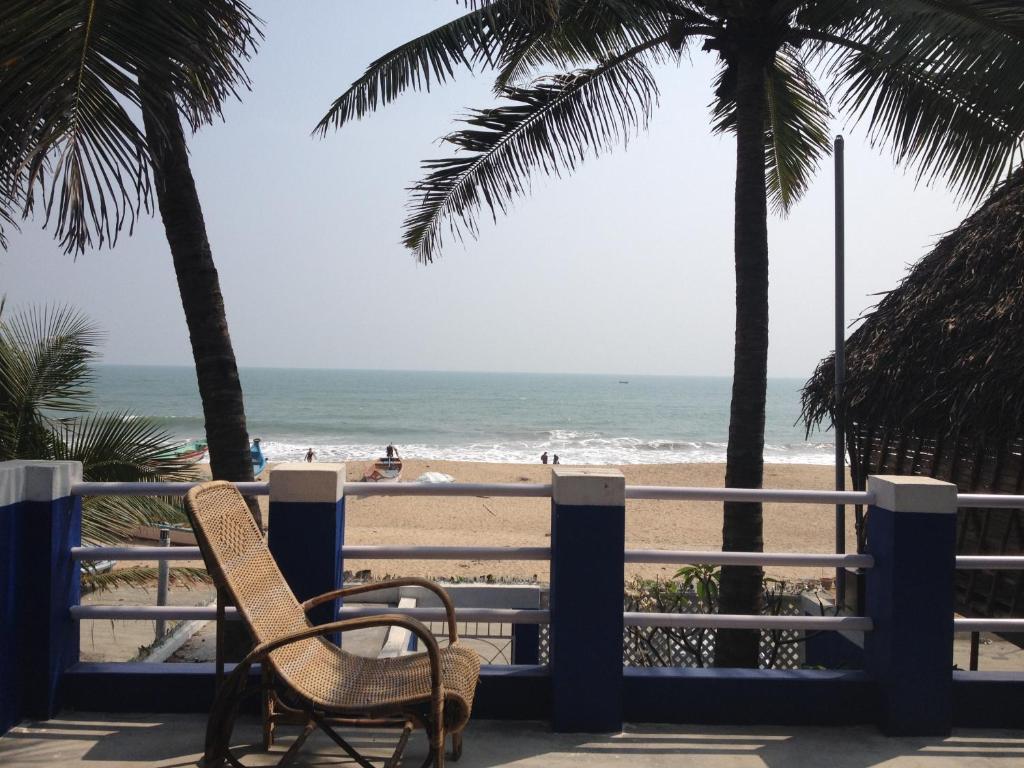 Serenity Beach Villas Pondicherry India Booking Com
