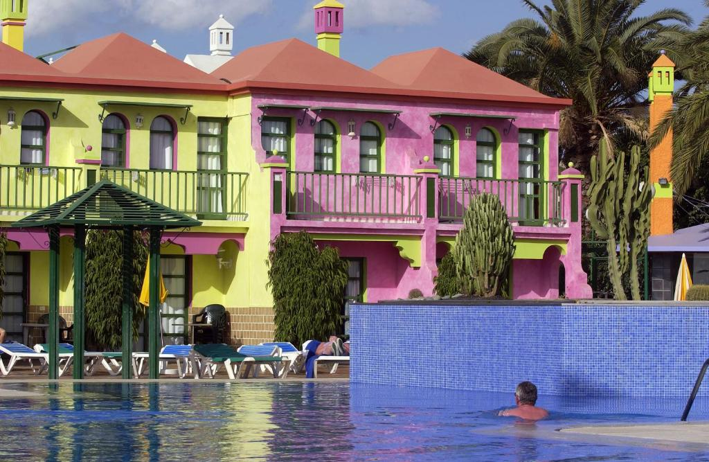 The swimming pool at or near eó Maspalomas Resort