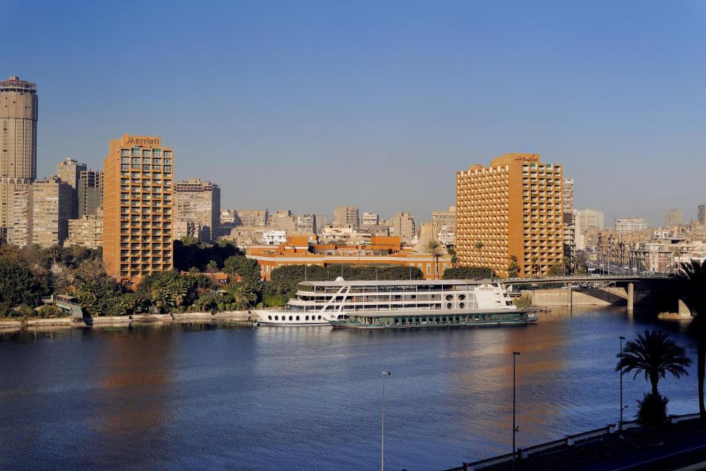 Cairo Marriott Hotel, Egypt - Booking com