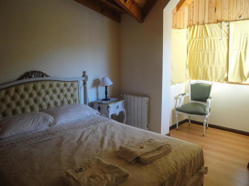 Una cama o camas en una habitación de Apartment Centro SM Andes