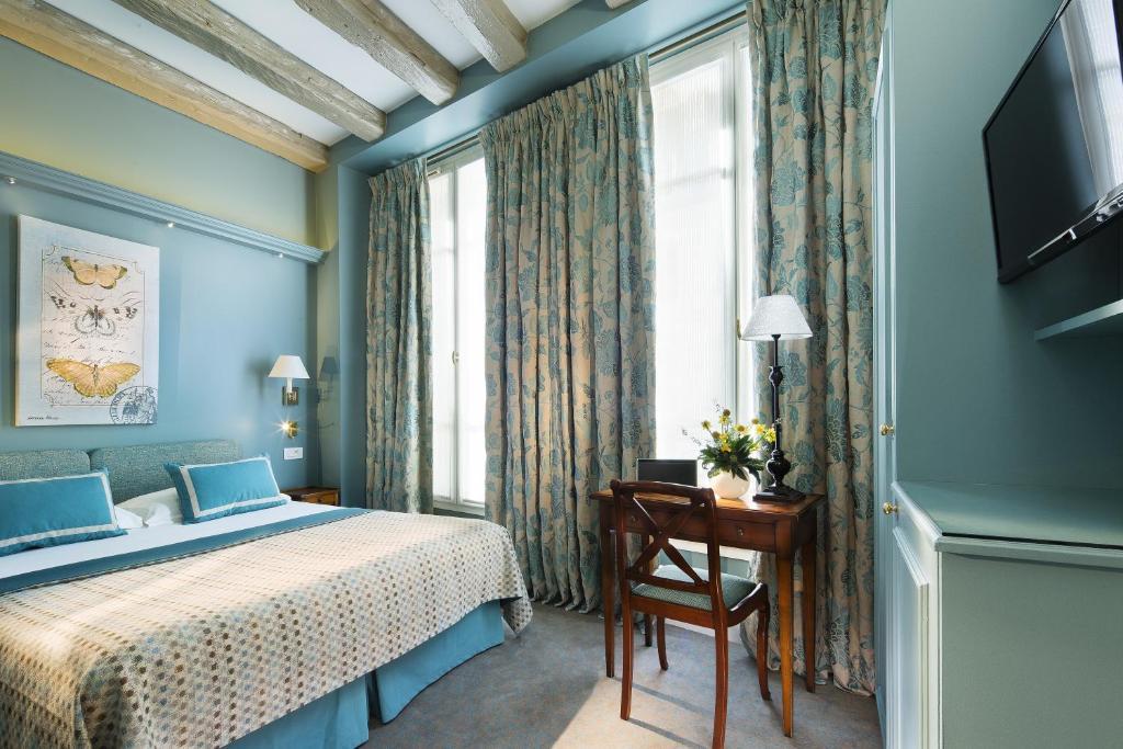 ル ルレ サントノレにあるベッド
