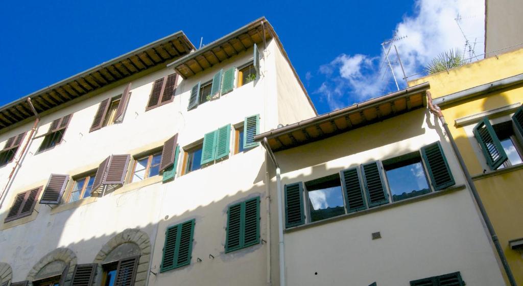 Borgo San Frediano - Oltrarno