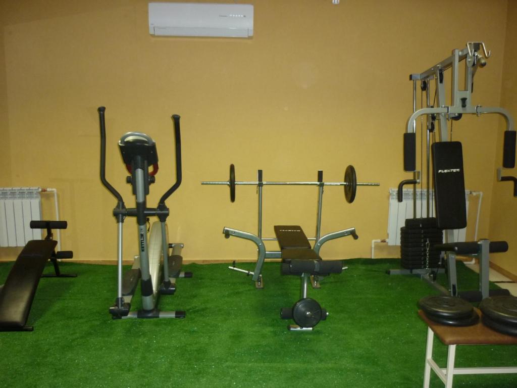 Фитнес-центр и/или тренажеры в Райская Лагуна Омск